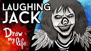 LAUGHING JACK, el PAYASO del HORROR - Draw My Life