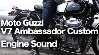 MotoGuzzi V7 Ambassador750 Ride
