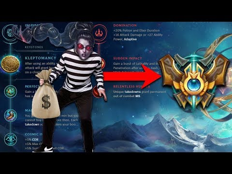 Will KLEPTOMANCY VAYNE TOP carry me to CHALLENGER? Rift Herald EXPLOIT! The funniest TV Show (imo)