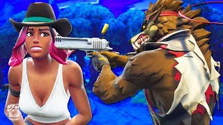 DIRE IS FORCED TO KILL CALAMITY?! - A Fortnite Short Film