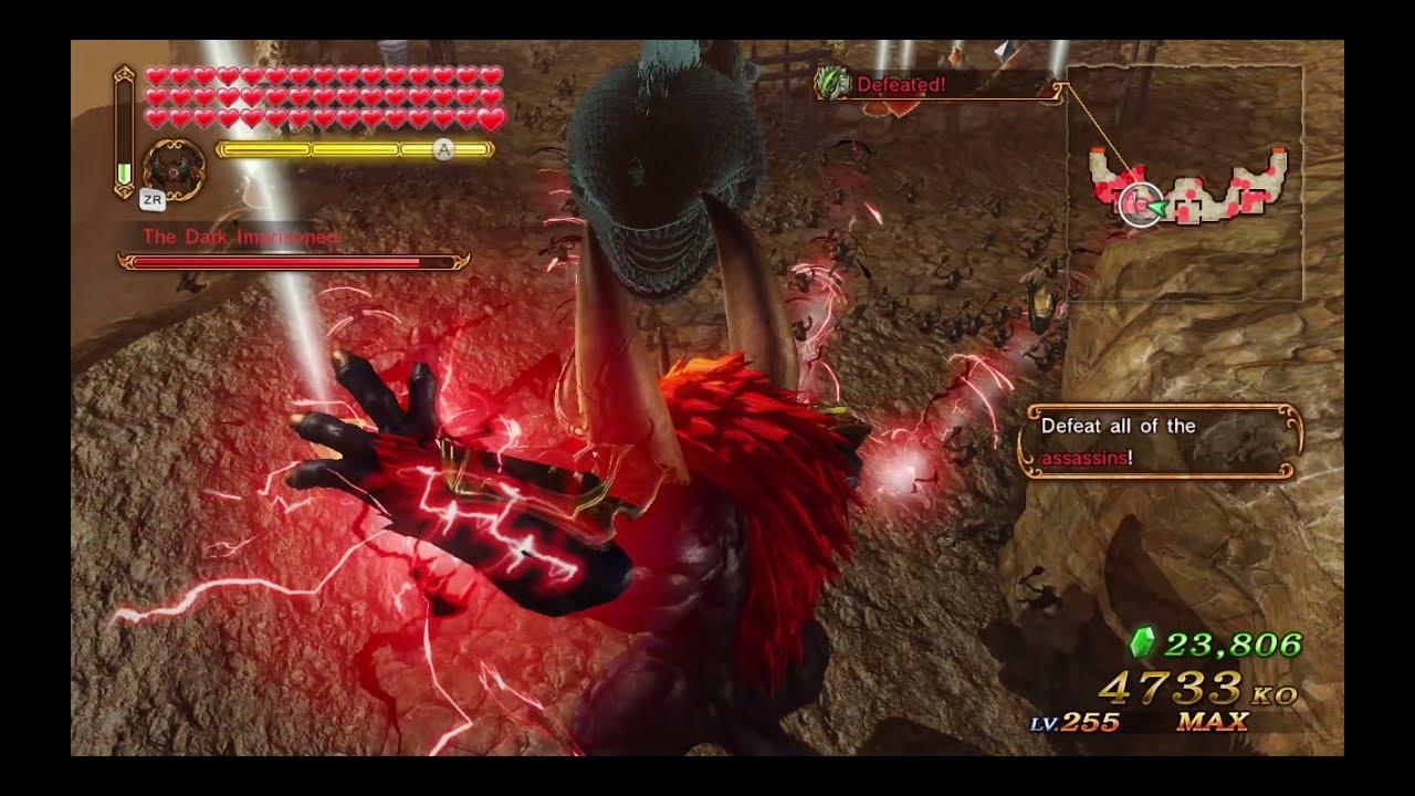 Hyrule Warriors Dark Beast Ganon – Desenhos Para Colorir