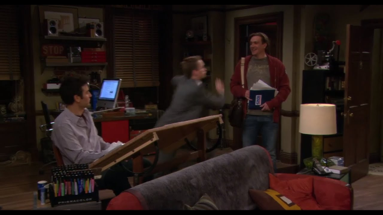 """Download A Guide on """"How To Leave the Room"""" with Barney Stinson 
