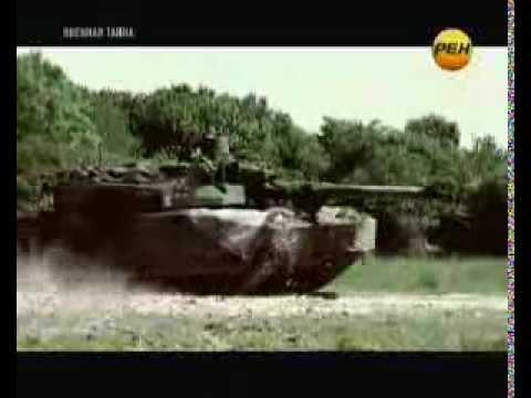 Французский танк Леклерк.