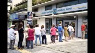 Grecia cerró bancos y limitó acceso a cajeros automáticos