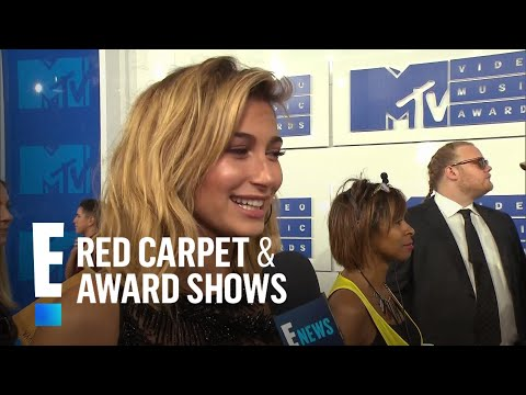 Hailey Baldwin Reveals Her Date for MTV VMAs | E! Red Carpet & Award Shows