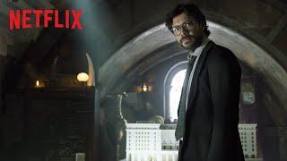 La casa de papel Parte 4  Tráiler oficial  Netflix