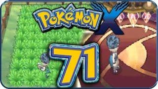 Let's Play Pokémon X Part 71: Batika City, Kontaktsafari & Kampfhaus