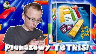 Fits | Planszowy Tetris!