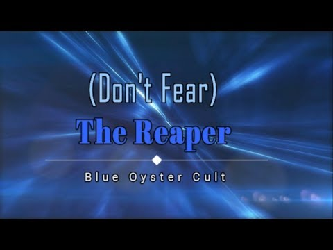 Blue Oyster Cult - (Don't Fear) The Reaper (Lyric Video) [HD] [HQ]
