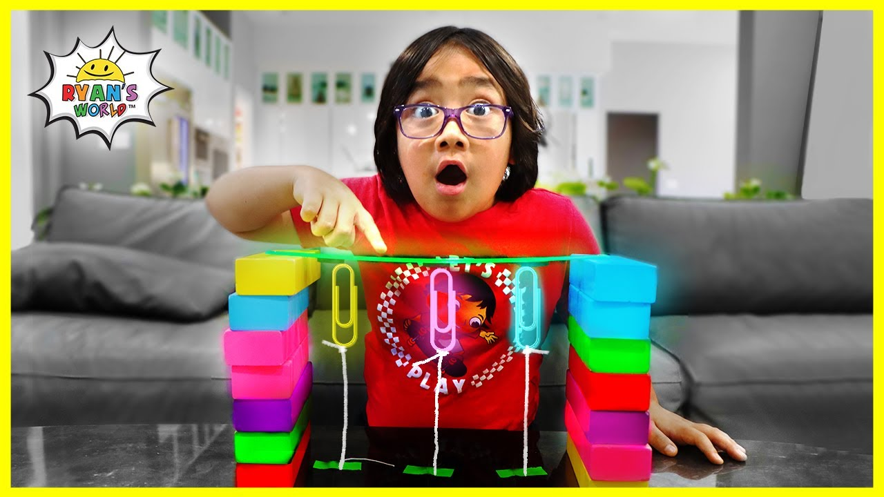 Fun DIY Science Experiments with Magnets for Kids