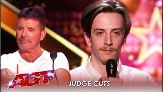 "Viral ""Tequila"" Guy FAILED Miserably In Judge Cuts Round  