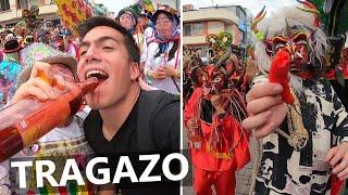 Año nuevo en Ecuador | Diablada Pillareña