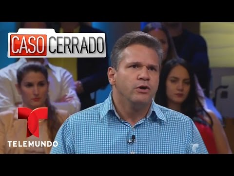 Operation Peter Pan | Caso Cerrado | Telemundo English