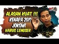 Kerja Sama Indonesia Swiss, Alasan Kuat Kenapa 2019 Jokowi Harus L3ng. Serr..