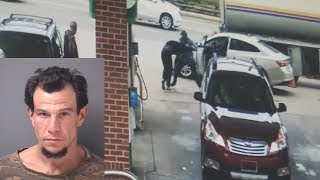 Good Samaritan Stops Attempted Carjacking At Gas Station