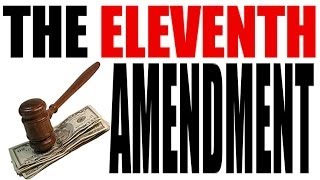 The Eleventh Amendment Explained in 3 Minutes: The Constitution for Dummies Series