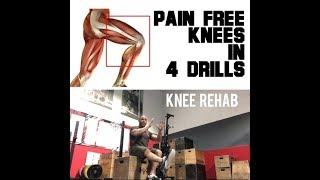 Fix Your Knees in 4 Drills | SmashweRx | Trevor Bachmeyer
