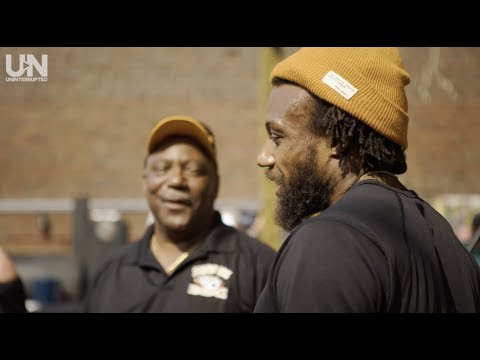 Eric Berry Finds Strength Through Father