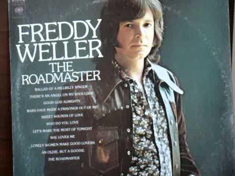 Freddy Weller-Ballad of a Hillbilly Singer