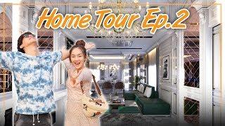 จูงมือผัว มาทัวร์บ้านหลังใหม่ 🏡 | #ตกแต่งภายใน #Hometour EP.2