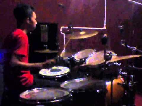 Ungu ~ Luka Disini (Drum cover) Arul Pharoah
