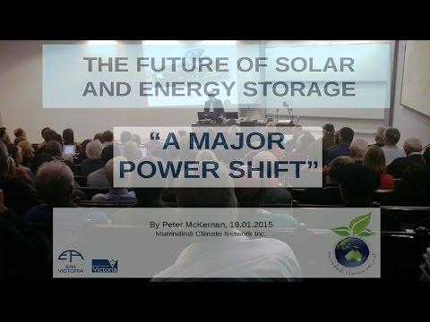 The Future of Solar & Storage