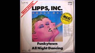 (HQ Audio Only) Lipps, Inc - Funkytown (1980) 80sMagic
