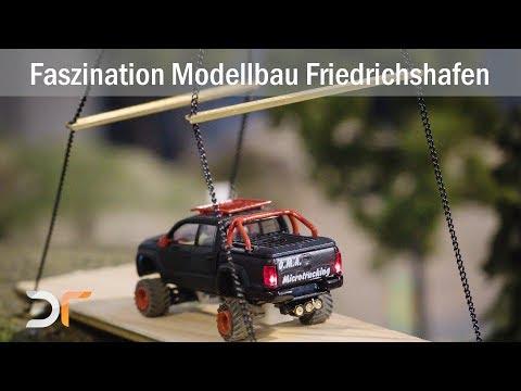 RC - Mikromodelle auf der Faszination Modellbau Friedrichshafen Teil 4 - 2018