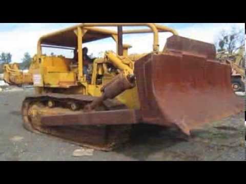 1973 International Dresser Td 25c Crawler Dozer On Govliquidation You