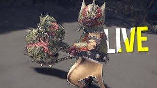 Monster Hunter World | Live | Dämonjho | Kills 11 | Deaths 3 | #21 | Deutsch/German