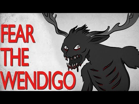 How to Escape a Wendigo - Native American  Scary Story Time // Something Scary | Snarled
