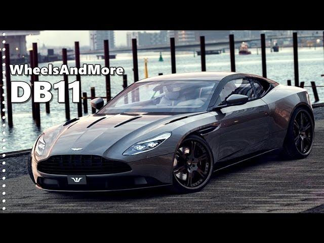 Wheelsandmore Aston Martin Db11 Upgrade Package 700 Hp Youtube