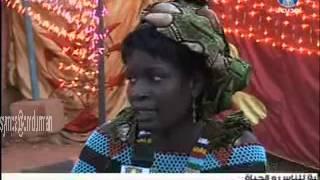 طالبات الأحفاد - ونسة مع طالبات افريقيات