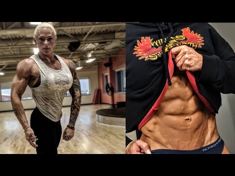 Female Bodybuilding Babes – Epic Workout Motivation