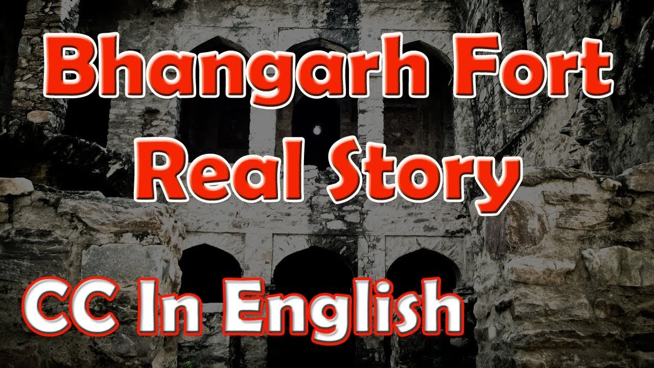 Bhangarh Fort real story | Most Haunted place in India