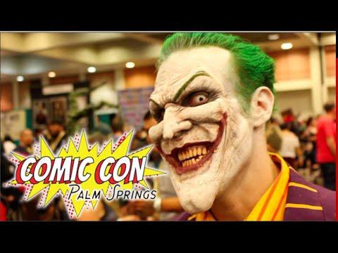 Comic Con Palm Springs 2016