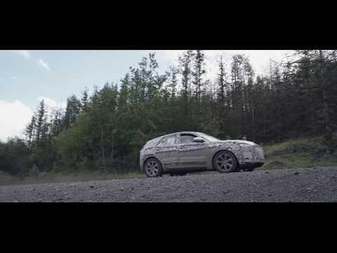 Nuevo Jaguar E-PACE | Probado en todos los climas