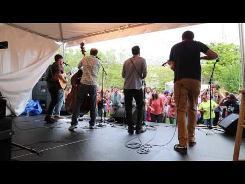 The Warren G Hardings at Folklife 2014