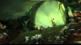 World of Warcraft: Victory in Draenor (Archimonde Cinematic)