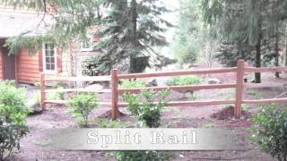 Wood Fencing By Superior Fence