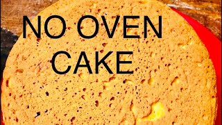 EASY CAKE BAKING WITHOUT OVEN  BAKE WITH JIKO  Vee