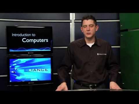 Computer Basics Hardware Basics Video 1   K Alliance