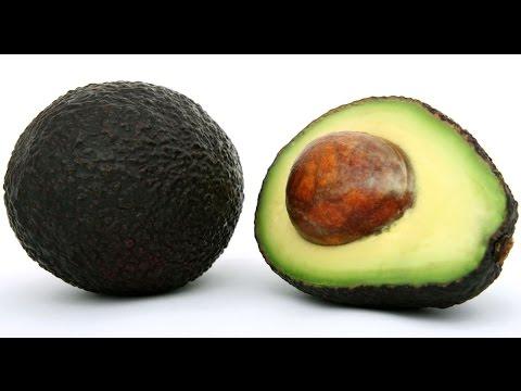 Как кушать авокадо? -