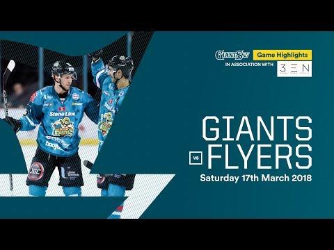 HIGHLIGHTS: Stena Line Belfast Giants v Fife Flyers