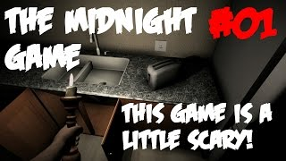 The Midnight Game | 01 | NEW INDIE HORROR GAME!