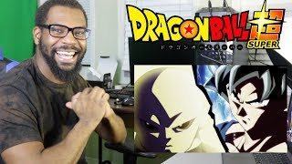 Dragon Ball Super - Episode 128 REACTION!!! (THE MOST HYPED FIGHT IS COMING)