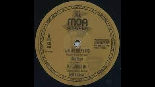 Don Diego & Moa Anbessa - Jah Jah Thank You + version (Acoustic guitar Dub by Red'Eye)
