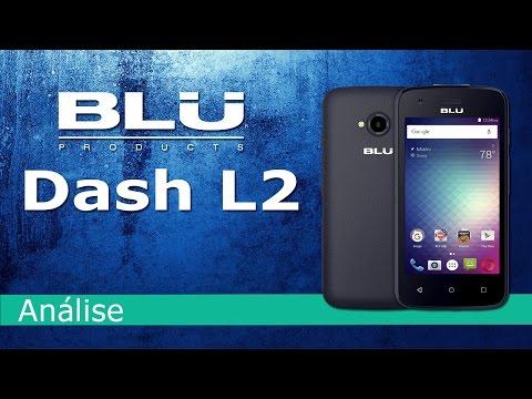 Análise: BLU Dash L2 -  ( Review ) TecNoob