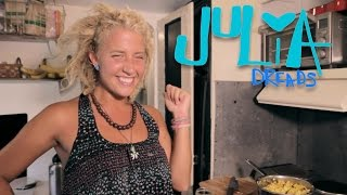 Cooking In My Tiny Home Camper