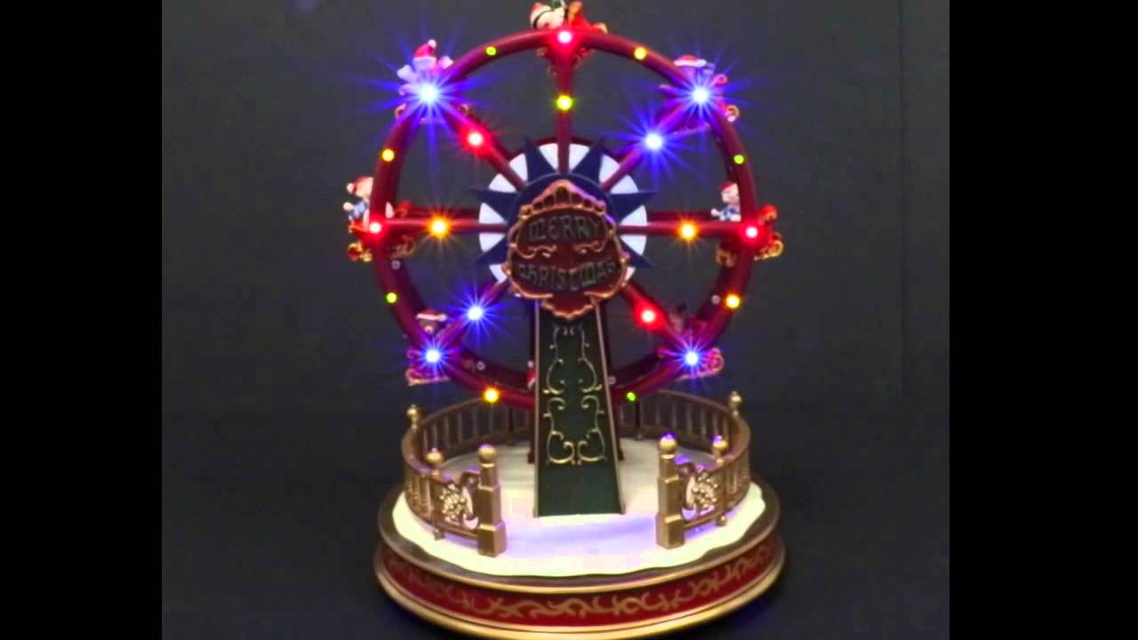 Grande Roue Decoration Noel